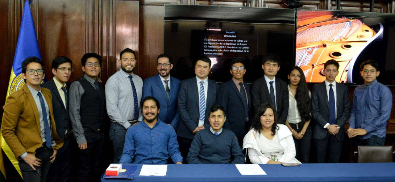 Academia HUAWEI ICT se instala en la U.C.B. de La Paz