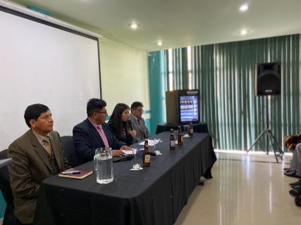 """MÚSICOS EN ORURO SE UNIRÁN BAJO EL LEMA """"UNIDOSPOR BOLIVIA"""" DURANTE EL XIX FESTIVAL DE BANDAS"""