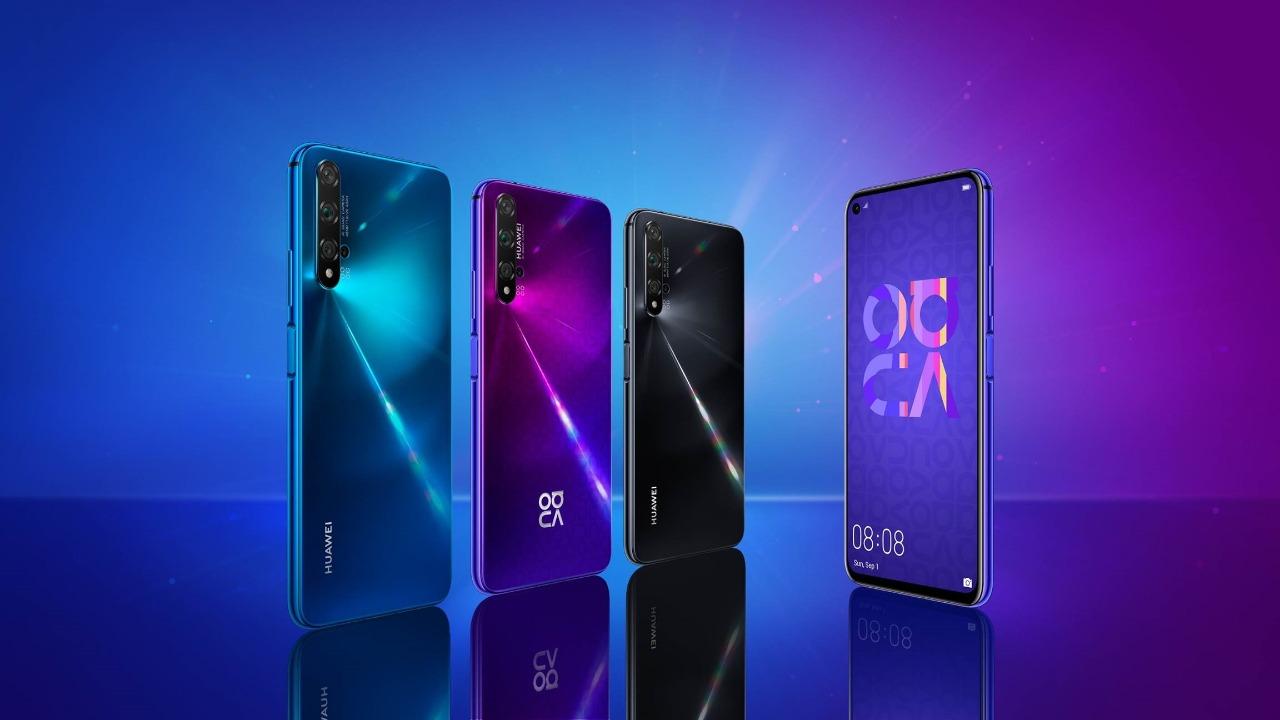 Huawei nova 5T, un teléfono juvenil para atesorar los colores del Carnaval