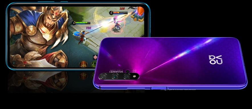 HUAWEI nova 5T la consola de videojuegosque puedes llevar a todos lados