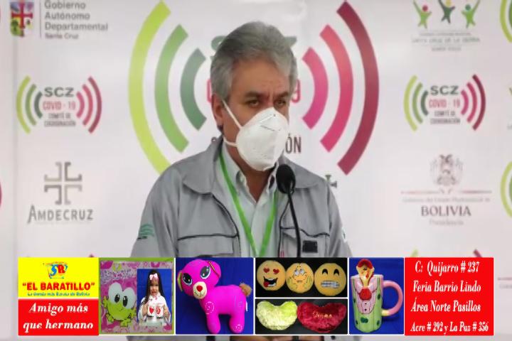 Envían maquinaria para fumigar y desinfectar calles y avenidas de Charagua por covid-19