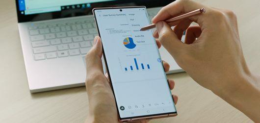 El 'S Pen' del Galaxy Note se consolida como una gran herramienta, tras 9 años desde su lanzamiento