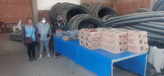 Alicorp y el Banco de Alimentos de Bolivia aliados para ayudar