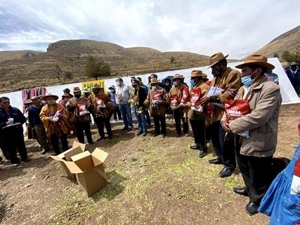 CBN BENEFICIA CON ESTANQUES DE AGUA A CUATRO COMUNIDADES AGRÍCOLAS PARA POTENCIAR EL MICRO RIEGO