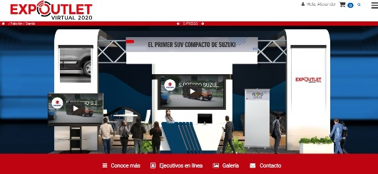 Imcruz lanza campaña de descuentos en la feria virtual Expo Outlet