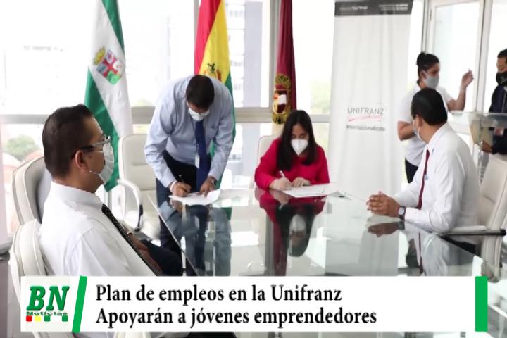 Gobierno lanza programa de empleos para apoyar a jóvenes emprendedores