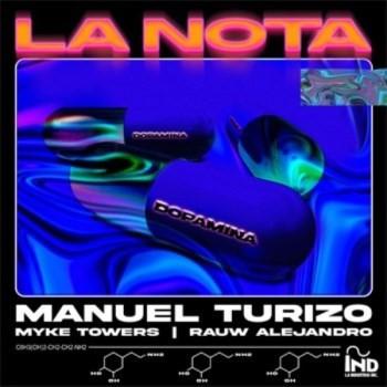 """Manuel Turizo transmite electricidad con su nuevo sencillo titulado """"La Nota"""""""