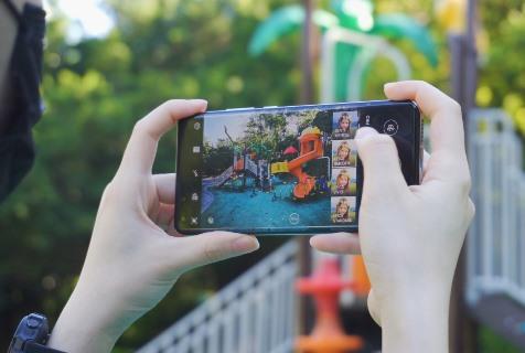 Explora las posibilidades de la cámara de tu smartphone de la mano de Huawei