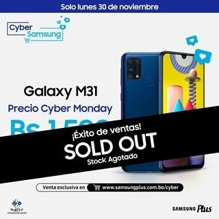 El primer Cyber Samsung cierra con éxito: unidades agotadas en 10 horas
