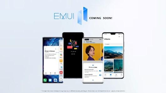 EMUI 11 de Huawei llega a Latinoamérica