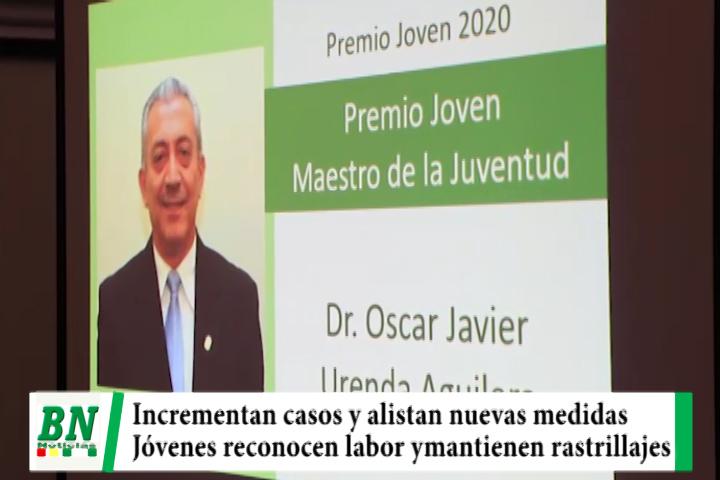Alerta coronavirus, Incremento de casos y alistan medidas para eventos públicos, reconocen labor