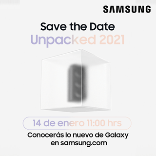 Un día épico: Conoce el nuevo Galaxy en el evento Unpacked 2021