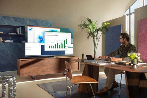Samsung presenta las líneas de TV 2021 Neo QLED, MICRO LED y Lifestyle, destacando el compromiso con un futuro sostenible y accesible