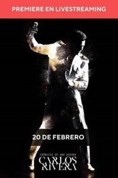 """Carlos Rivera y """"Crónicas de una Guerra"""" la historia detrás de su tour más importante"""