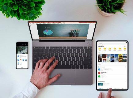 Estudiar desde casa es más fácil con la tecnología de Huawei