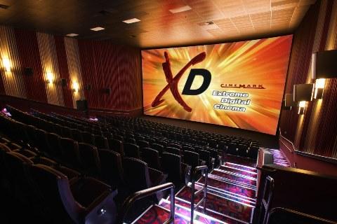 Cinemark invierte en un proyector láser para diferenciar aún más el cine de la TV