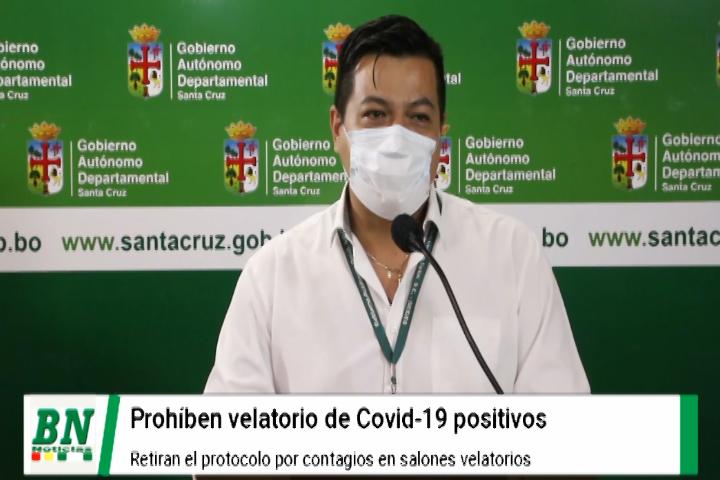 Prohiben velatorios de persona fallecida con covid-19 y presentan  protocolo