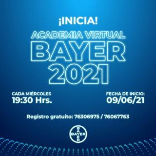 Segunda versión de laAcademia Virtual Bayer