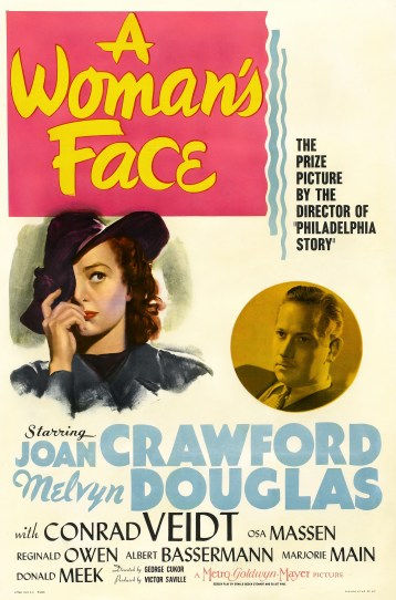 Poster - A Woman's Face_08