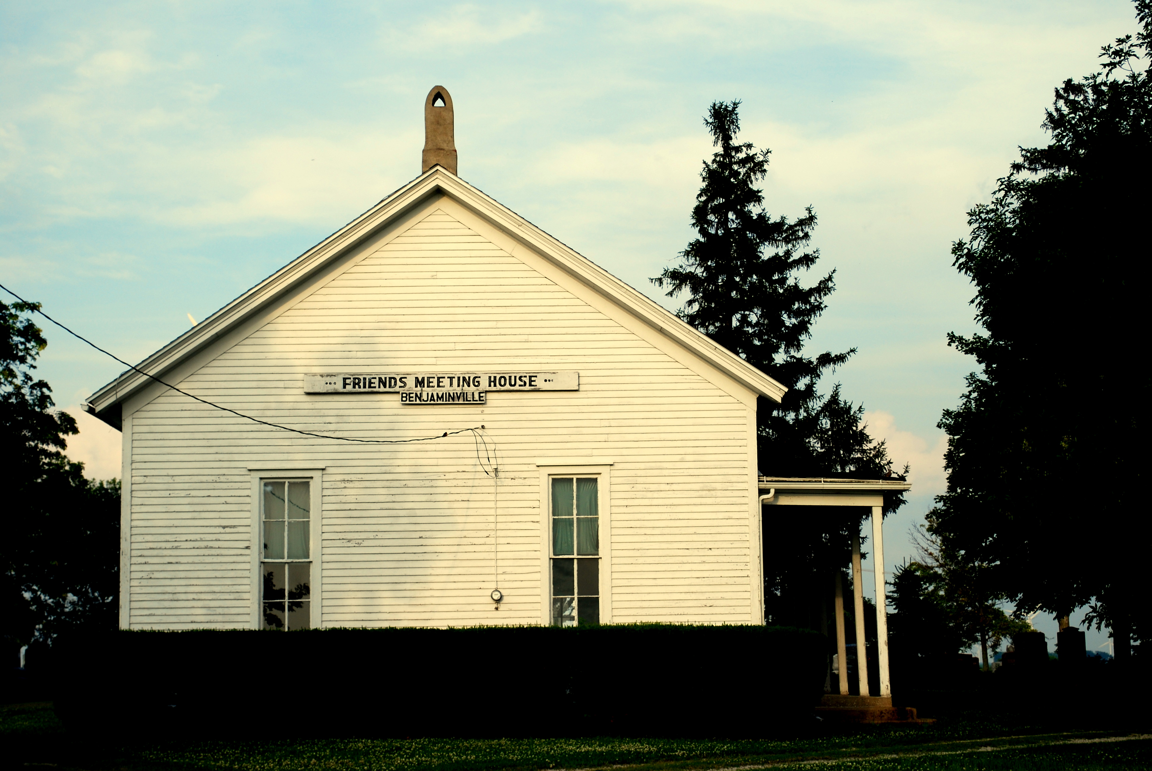 Benjaminville Friends Meeting House