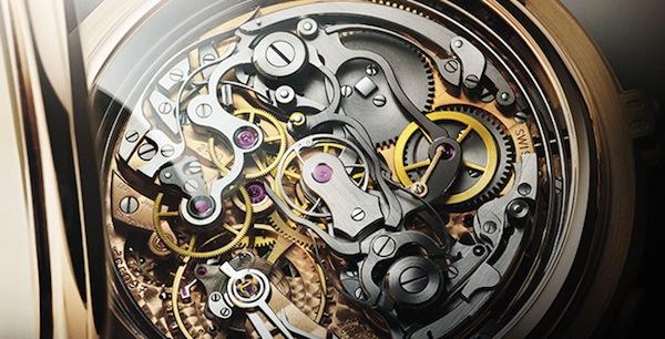 ساعة سويسرية معقدة