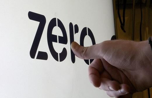 Word Wall - Testing Word Size - Pressing Zero