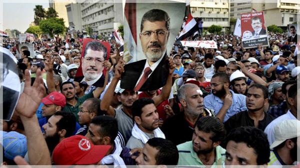 Morsi-Supporter