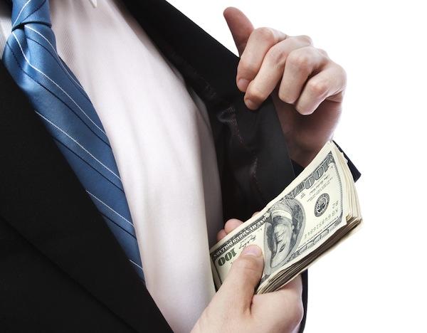 Secret income