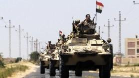 داعش سيناء والرجيم القاسي الفاشل