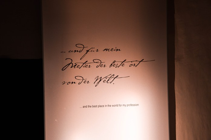 vienna mozart's home quote