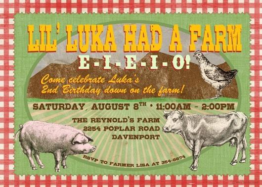 Farm Had Old Had Macdonald Farm