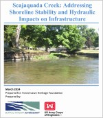 Scajaquada Creek: Addressing Shoreline Stability and Hydraulic Impacts on Infrastructure