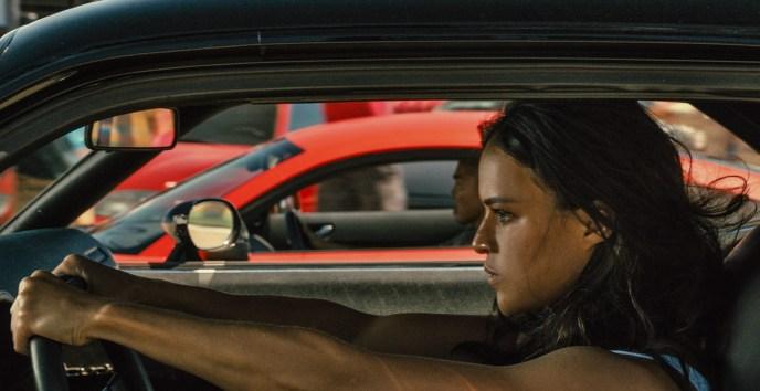 Michelle Rodriguez on Ridin'Girls Blog