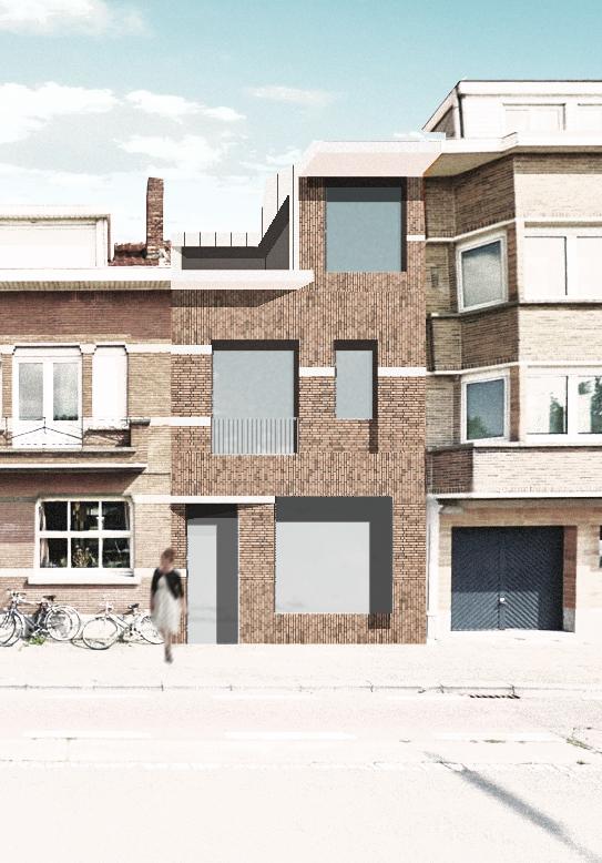 Bo Architecture Tervuursevest Leuven