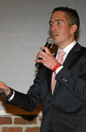 Bo Parrish, Motivational Speaker