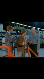 Tommy tells the store owner that a guarantee is only as good as the man who gives it!