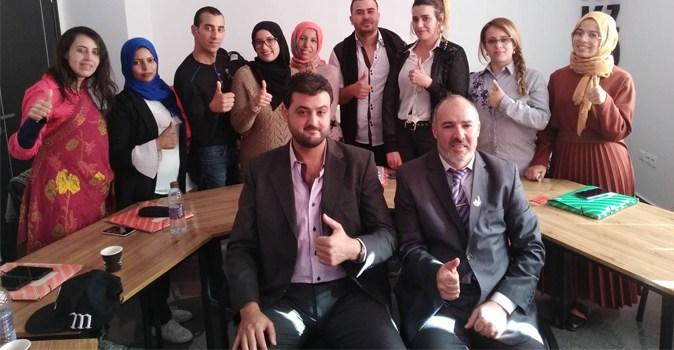 دورة البرمجة اللغوية العصبية الأولى في تونس