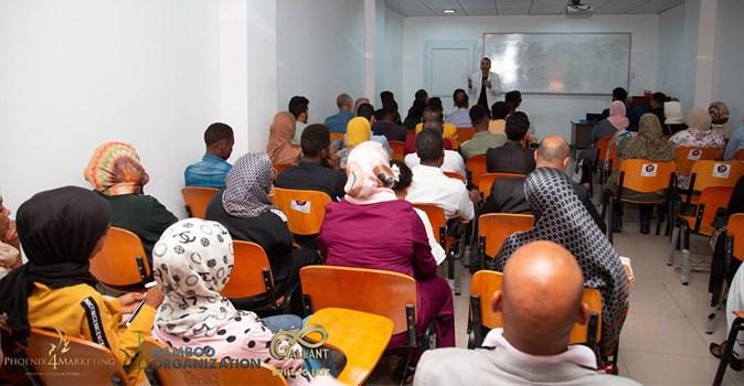 الغالانت يقيم حدثه التدريبي المميز في ليبيا