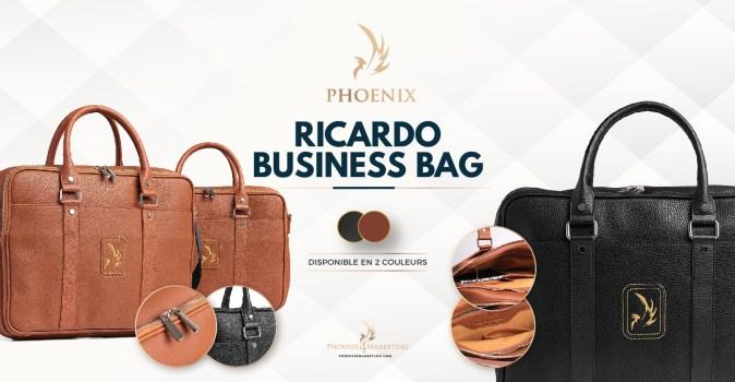 Ricardo Business Bag من P4M