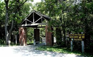 ARROW ROCK STATE HISTORIC SITE