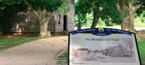 Washington-on-the-Brazos State Historic Site
