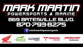 MARK MARTIN POWERSPORTS & MARINE,