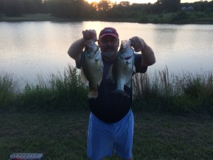 CRAPPIE FISHING IN ARKANSAS