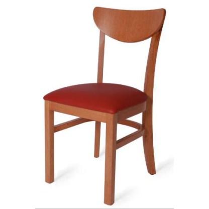 Cadeira de Madeira Estofada Lisboa