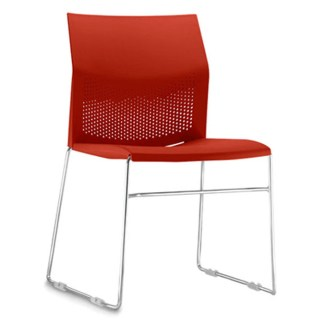 Cadeira de Metal Empilhável AREAL