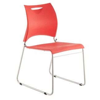 Cadeira de Metal Empilhável BAURU Continua