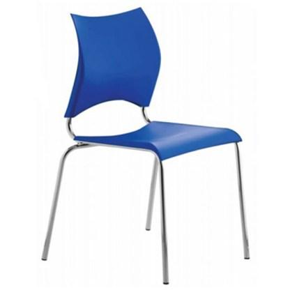 Cadeira de Metal Empilhável BAURU