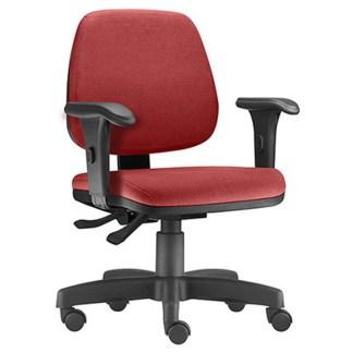 Cadeira Executiva Giratória com Braço Regulável ARAÇATUBA