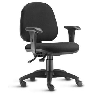 Cadeira Executiva Giratória com Braço Regulável BILAC