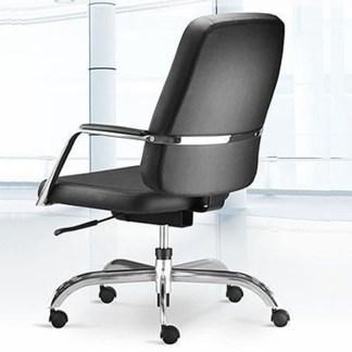 Cadeira Presidente Giratória com Braço FORTE reforçada para Obeso